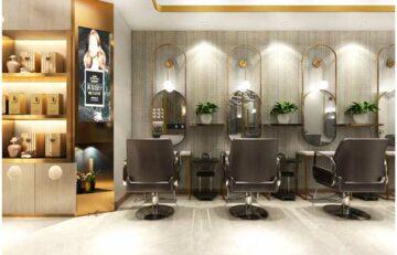 美发理发店会员系统